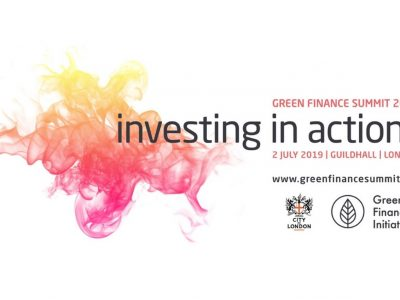 Sindalcool esteve presente na Conferência Anual Green Finance Summit em Londres