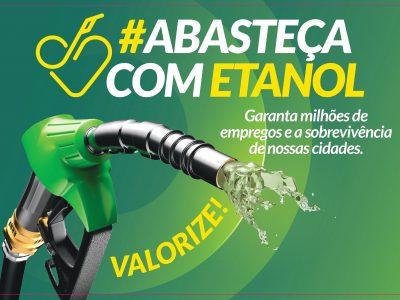 Baixe agora mesmo todas as artes do #AbasteçacomEtanol